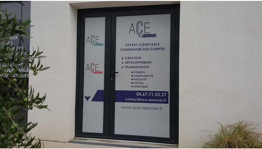 adhesif microperfore ace montpellier