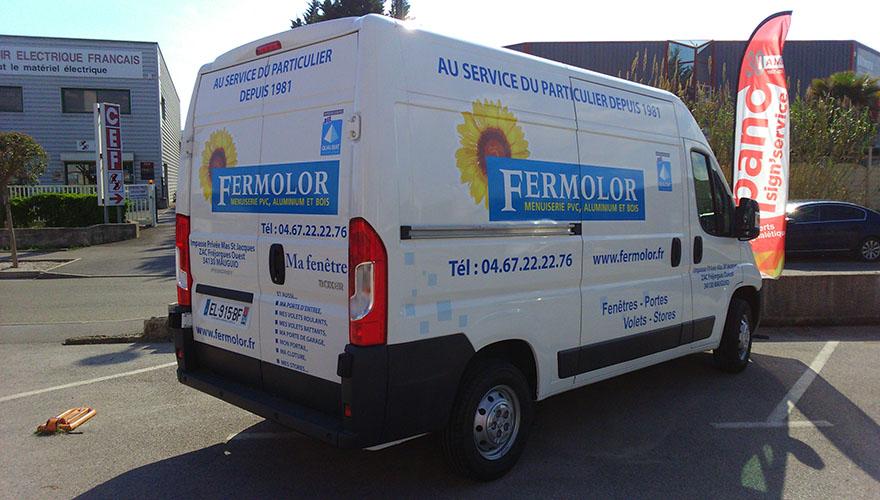 Camion Fermolor