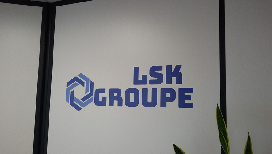 adhesif mural lsk groupe montpellier