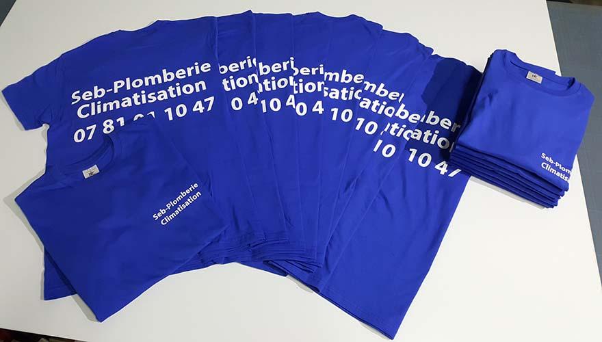 marquage tee-shirt